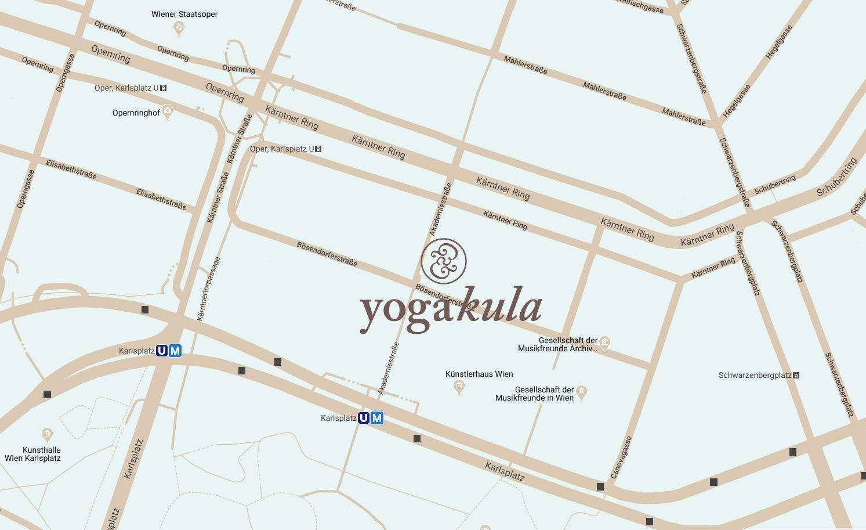 Yogakula karte
